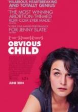 Apaçık Çocuk – Obvious Child sansürsüz full hd izle