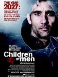 Children of Men – Son Umut full hd film izle