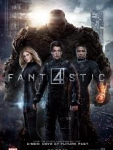 Fantastic Four (FANT4STIC) 2015 full hd film izle