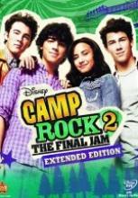 Rock Kampı 2 – Camp Rock 2 The Final Jam 2010 full hd film izle