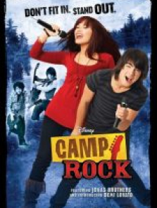Rock Kampı – Camp Rock 2008 full hd film izle
