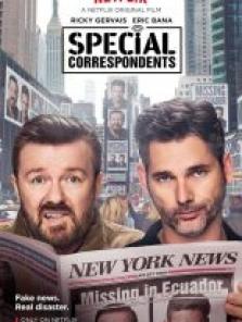 Special Correspondents full hd film izle