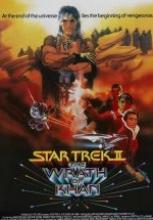 Star Trek 2: The Wrath of Khan Uzay Yolu – Han'ın Gazabı sansürsüz full hd izle