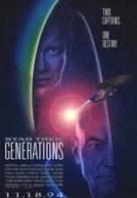 Star Trek 7: Generations – Uzay Yolu Yeni Nesil sansürsüz full hd izle