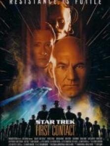 Star Trek 8: First Contact – İlk Temas sansürsüz full hd izle