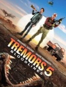 Yer Altı Canavarı 5 ( Tremors 5 Bloodlines ) full hd film izle